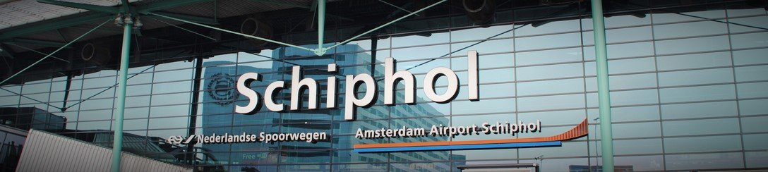 Hotels rond luchthaven Schiphol